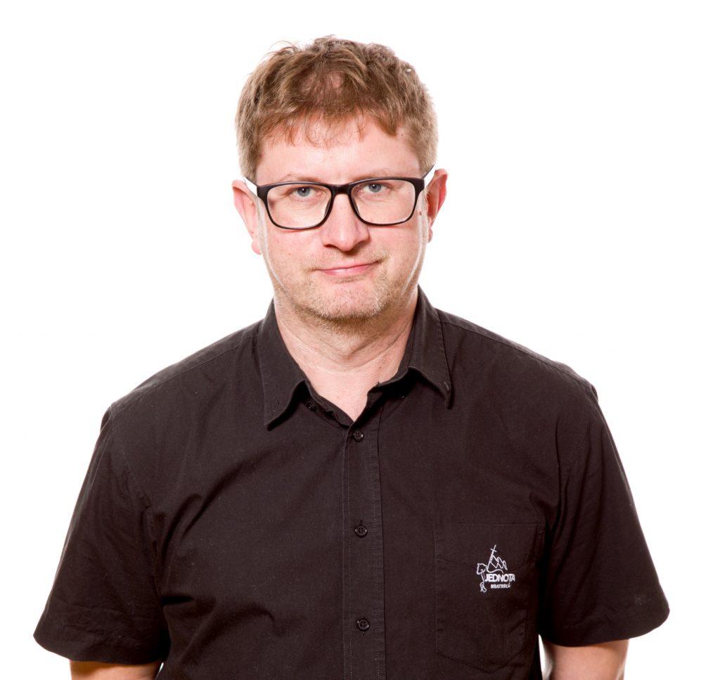 Portrét - Pavel Horák, správce sboru